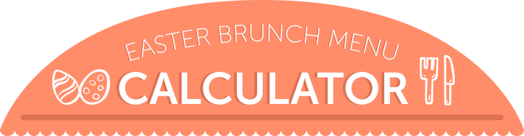 Easter Brunch Menu Calculator