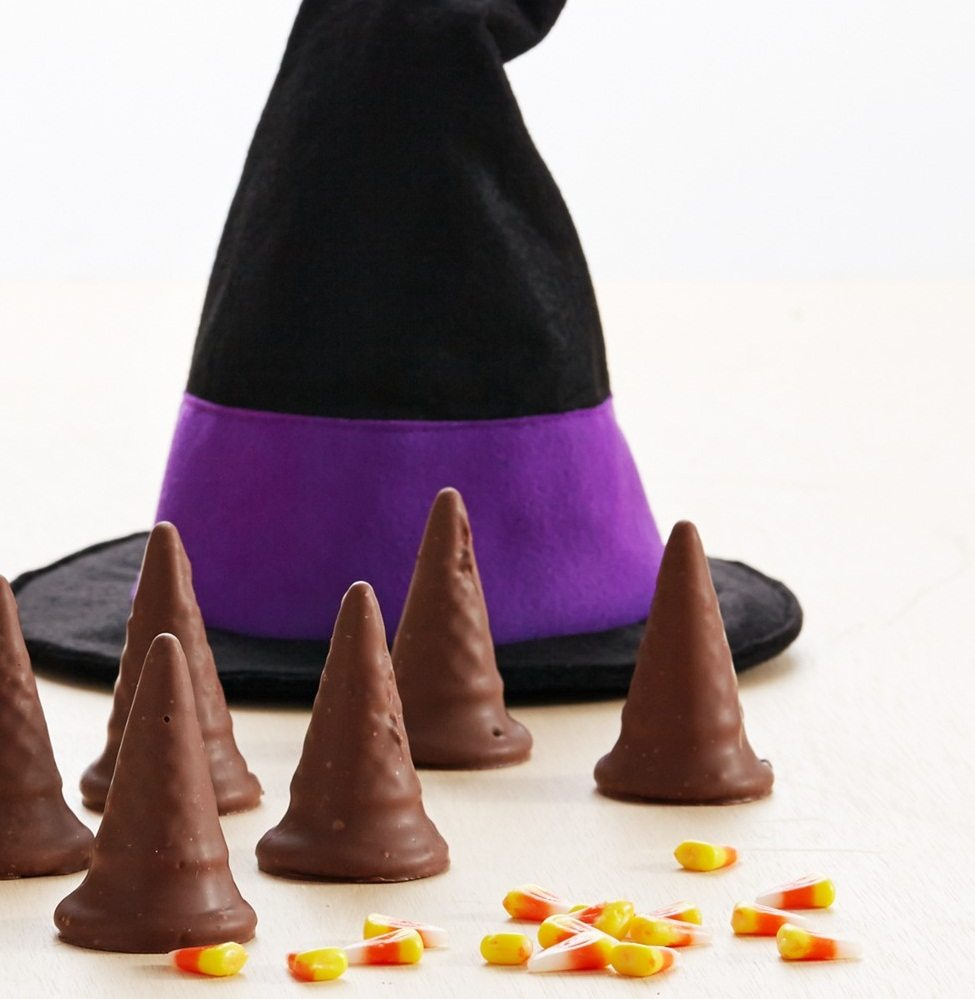 chocolate-covered-witch-hats