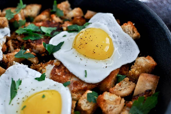 Thanksgiving Leftovers: Breakfast Hash by How Sweet It Is