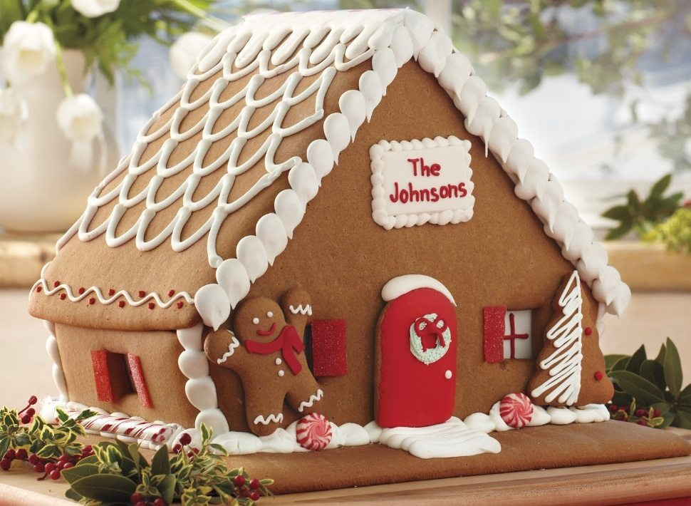 Gignerbread House by Shari's Berries