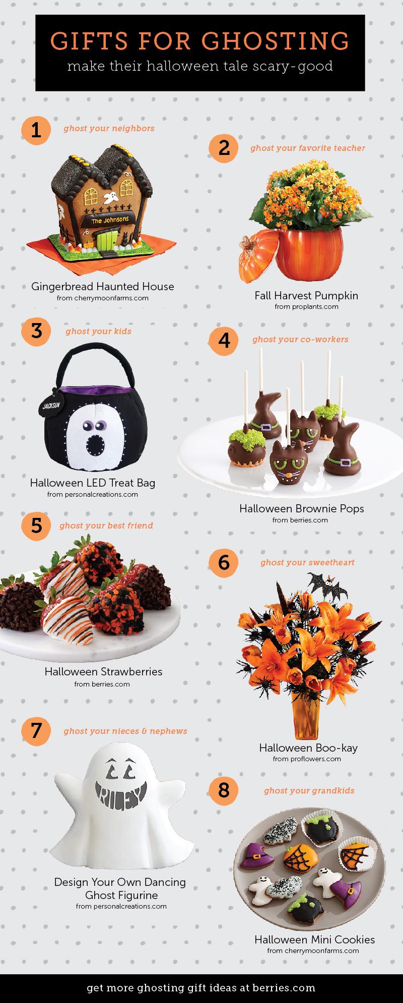 Halloween Ghosting Guide