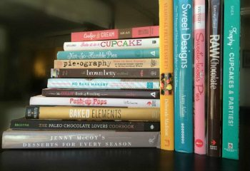dessert cookbooks
