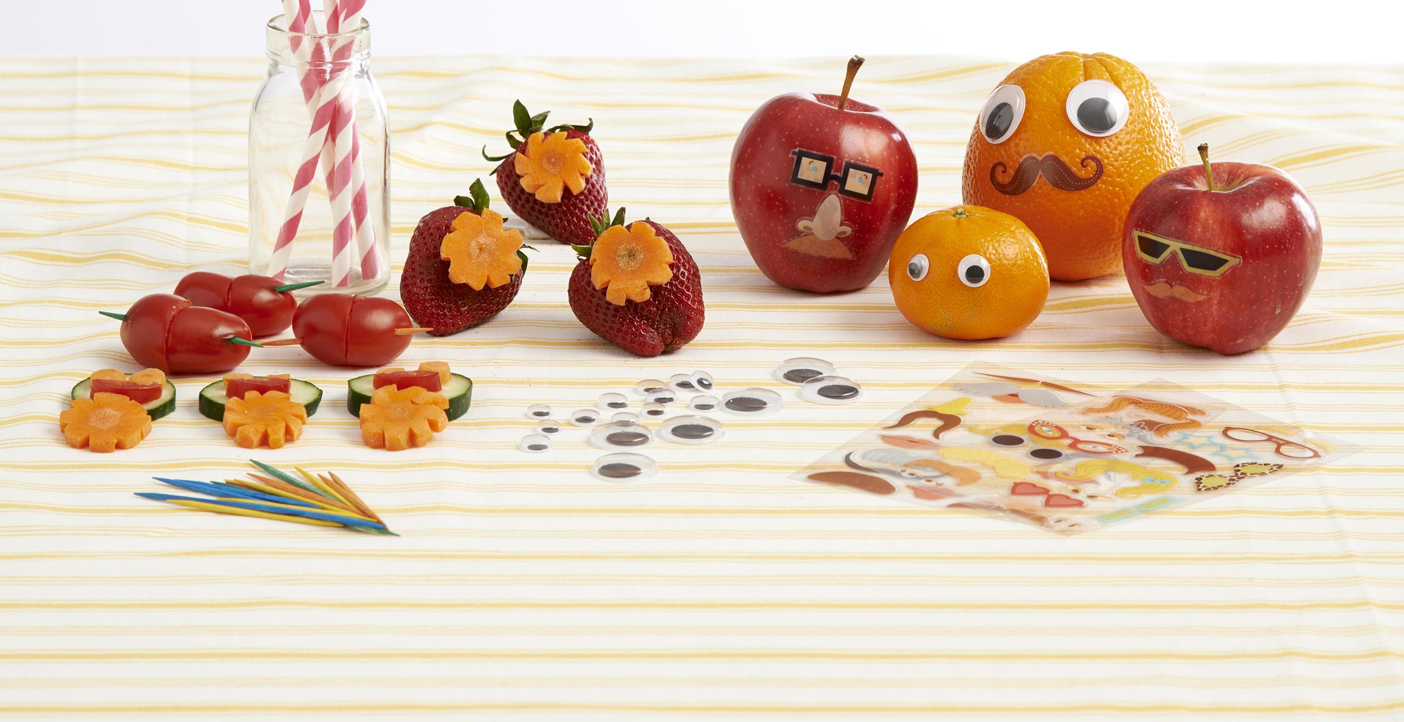 DIY: Fun Kids Lunches