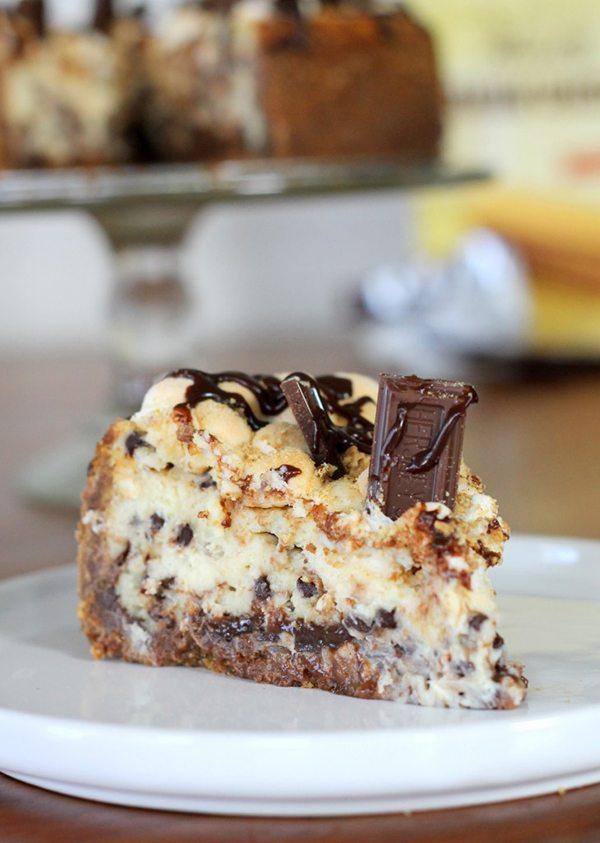 Bakerita S'mores Cheesecake