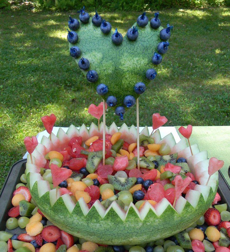 Watermelon Carving from Casondra Holub