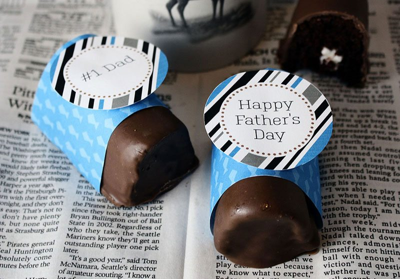 fathers day recipe ho hos