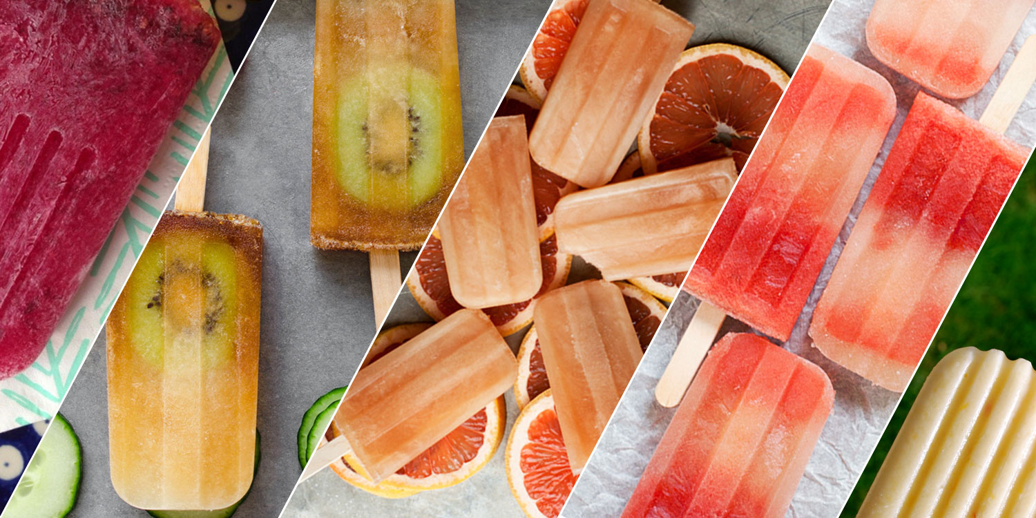 24 Cocktail Pops Recipes