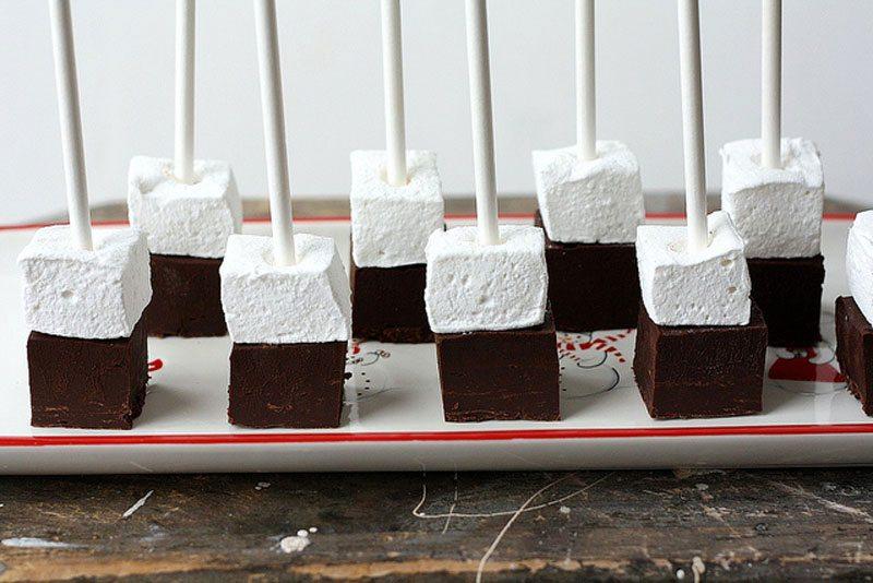 Treats on a Stick | Hot Chocolate
