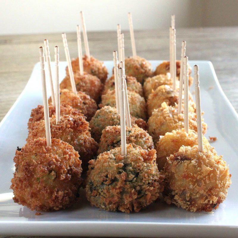 Treats on a Stick | Mashed Potato Pops