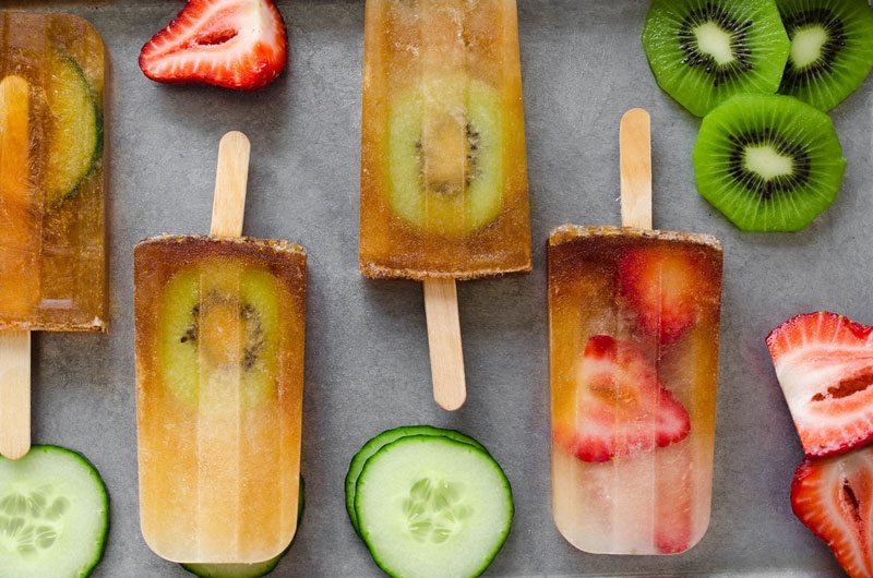Pimm's Cup Pops