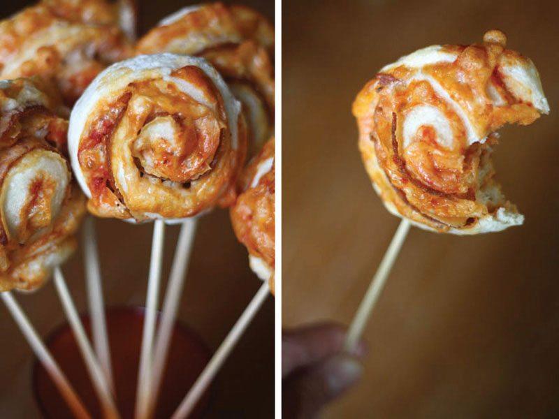 Treats on a Stick | Pizza on a Stick