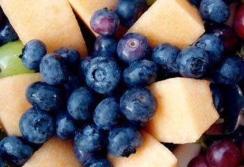 thumb fruit salad