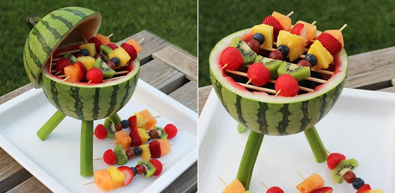 Thrilling Watermelon Grill from Project Denneler
