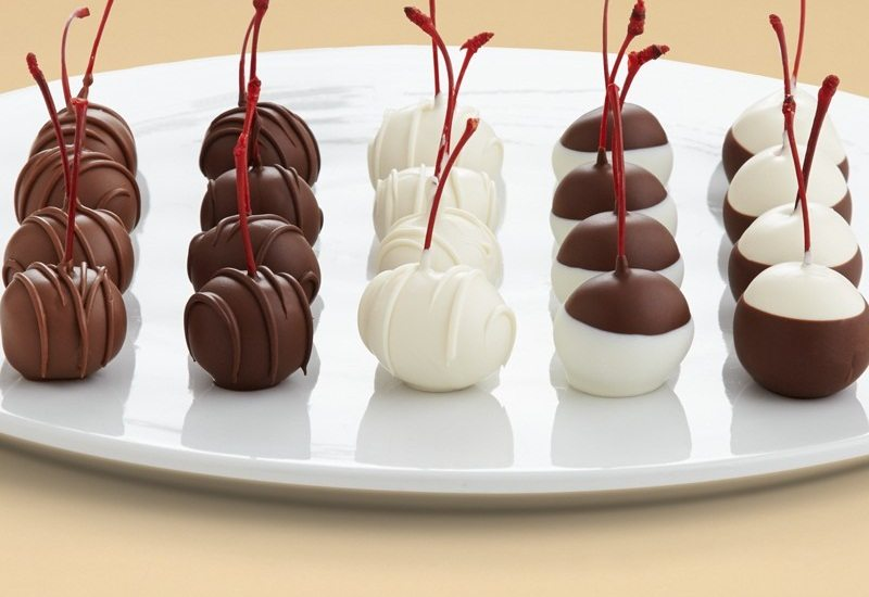Hand Dipped Cherries