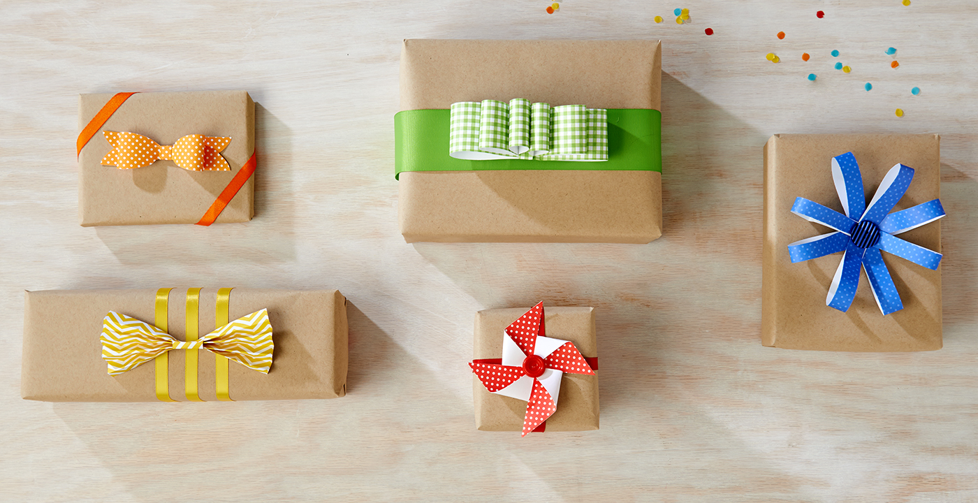 DIY: Birthday Gift Bows