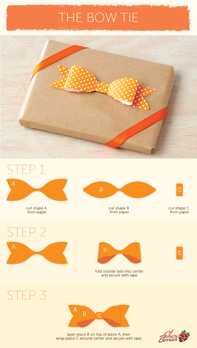 DIY: 3 STEP BIRTHDAY BOWS