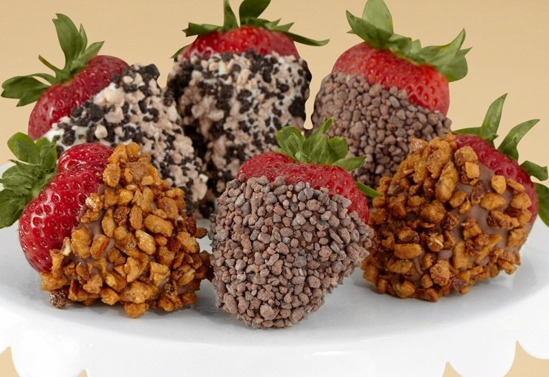 Gourmet Dipped Premium Strawberries