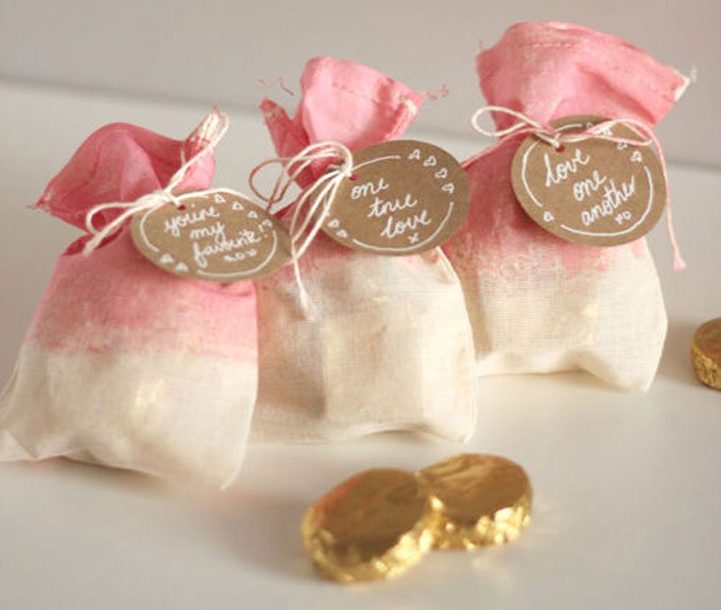 dip dye treat bags