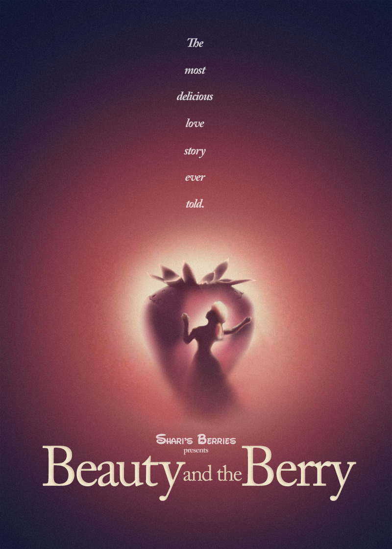 Shari's Berries at the Movies: Beauty and the Berry