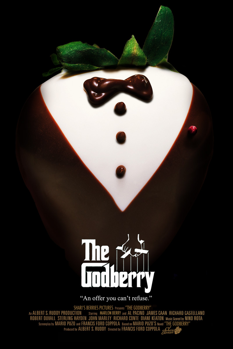 Shari's Berries at the Movies: The Godberry