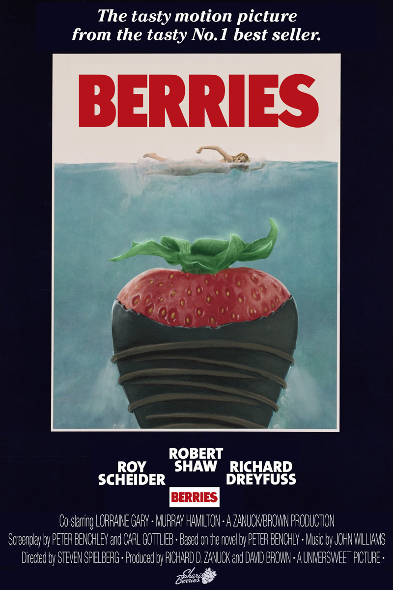 Shari's Berries at the Movies: Lord of the Berries