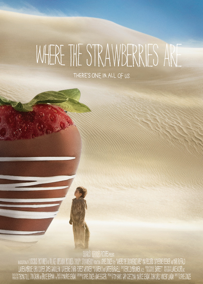 Shari's Berries at the Movies: Where the Strawberries Are