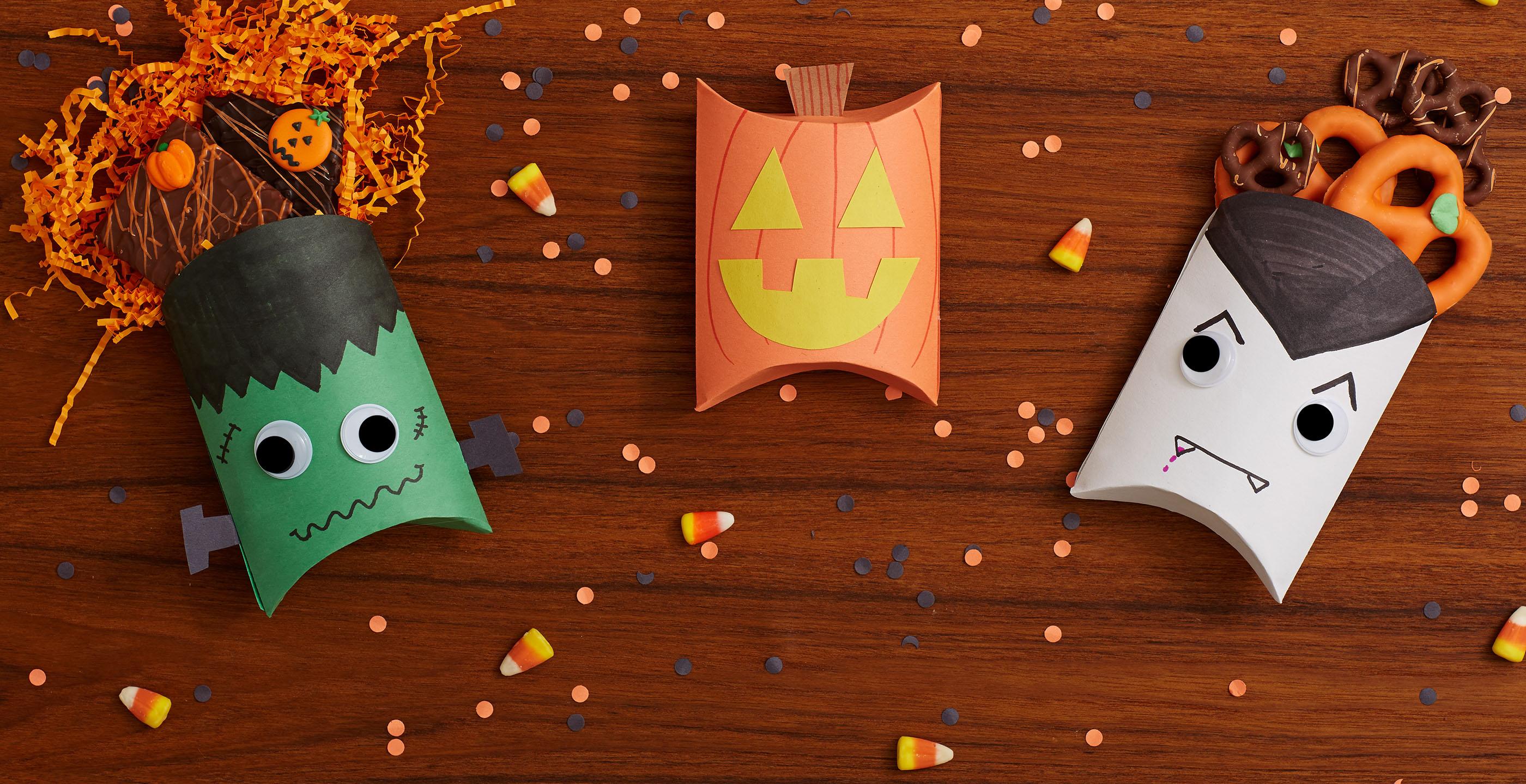 Поделки на хэллоуин своими руками как сделать