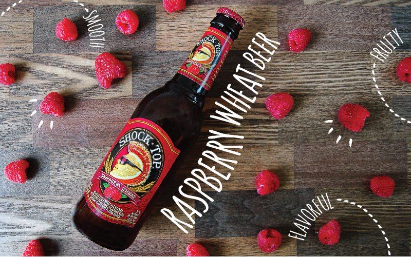 Shock Top: Raspberry Wheat