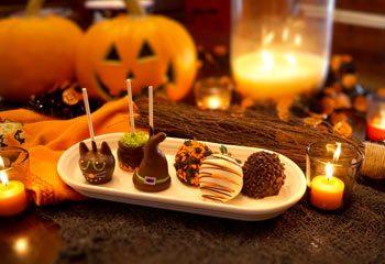 Dipped Halloween Treats