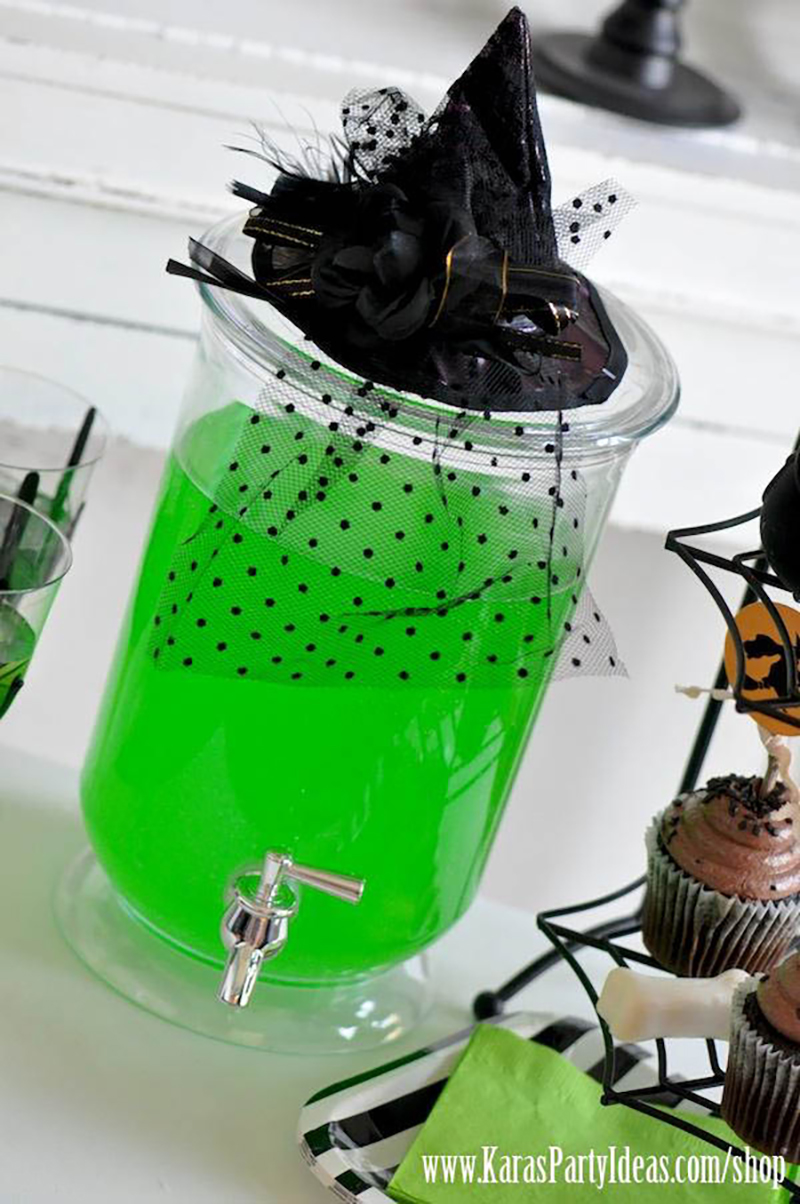 A Witchy Halloween Party - Shari's Berries Blog