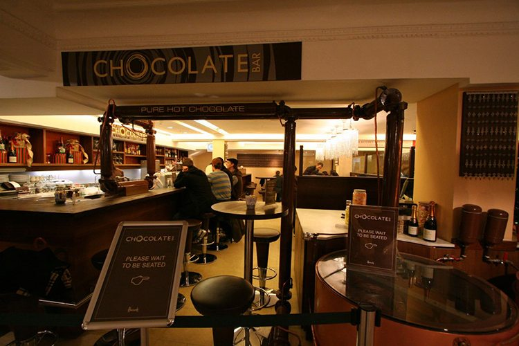 Harrods Chocolate Bar