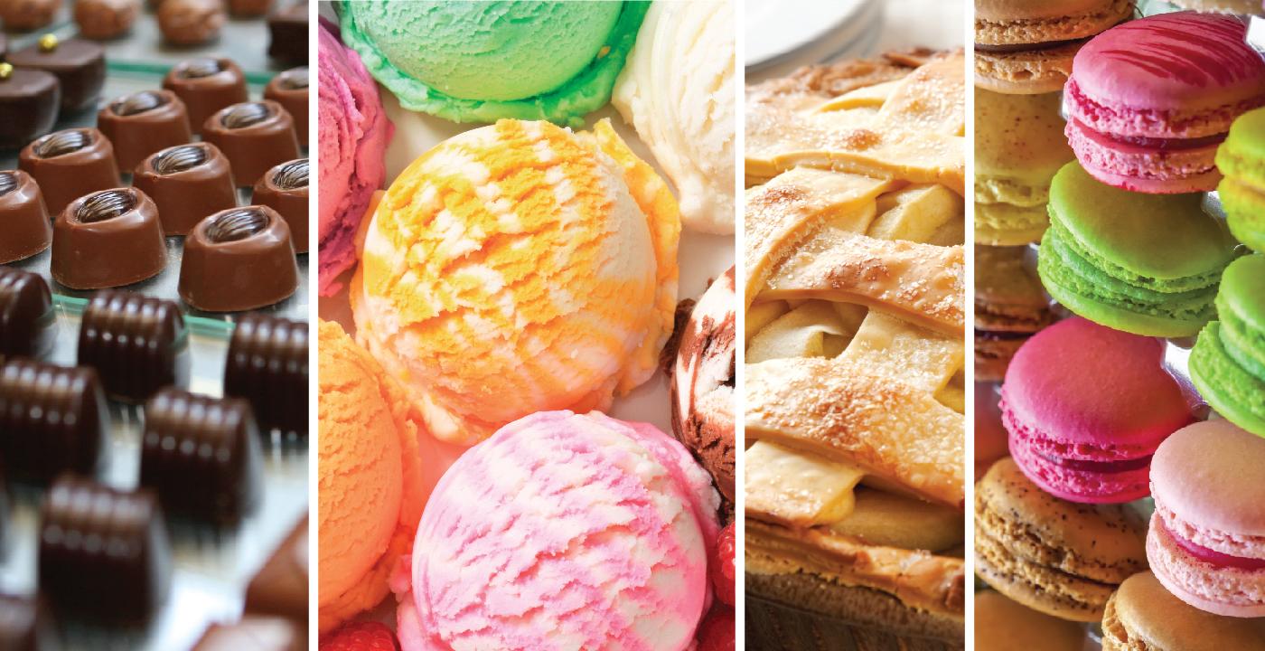 World's Best Sweets and Treats: Charleston