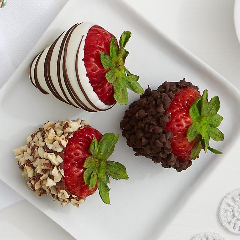 Fancy Strawberries