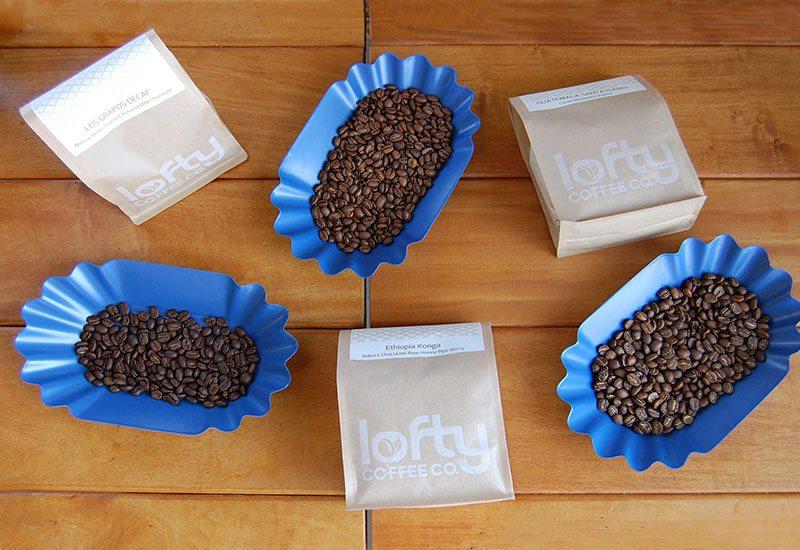 Lofty Coffee| coffee's we tried
