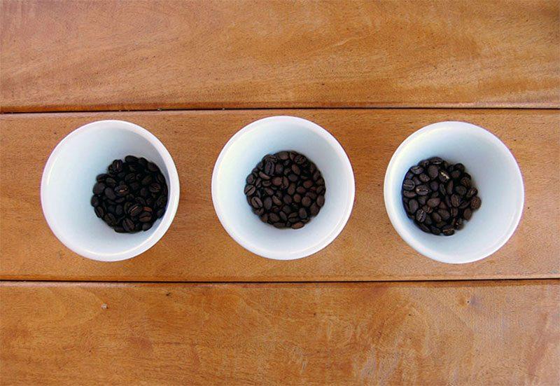 Coffee Beans | 3 coffee roasts