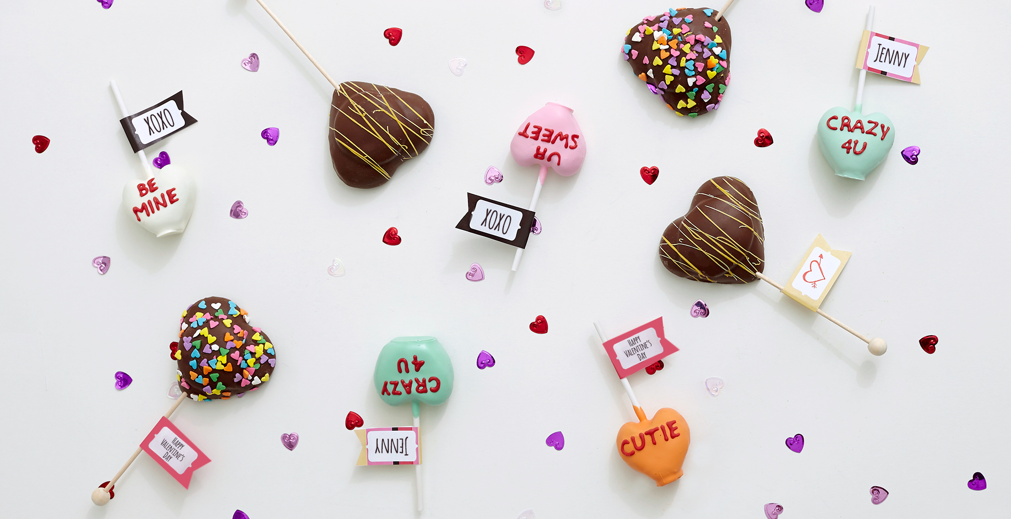 DIY: Printable Valentine's Day Gift Tags