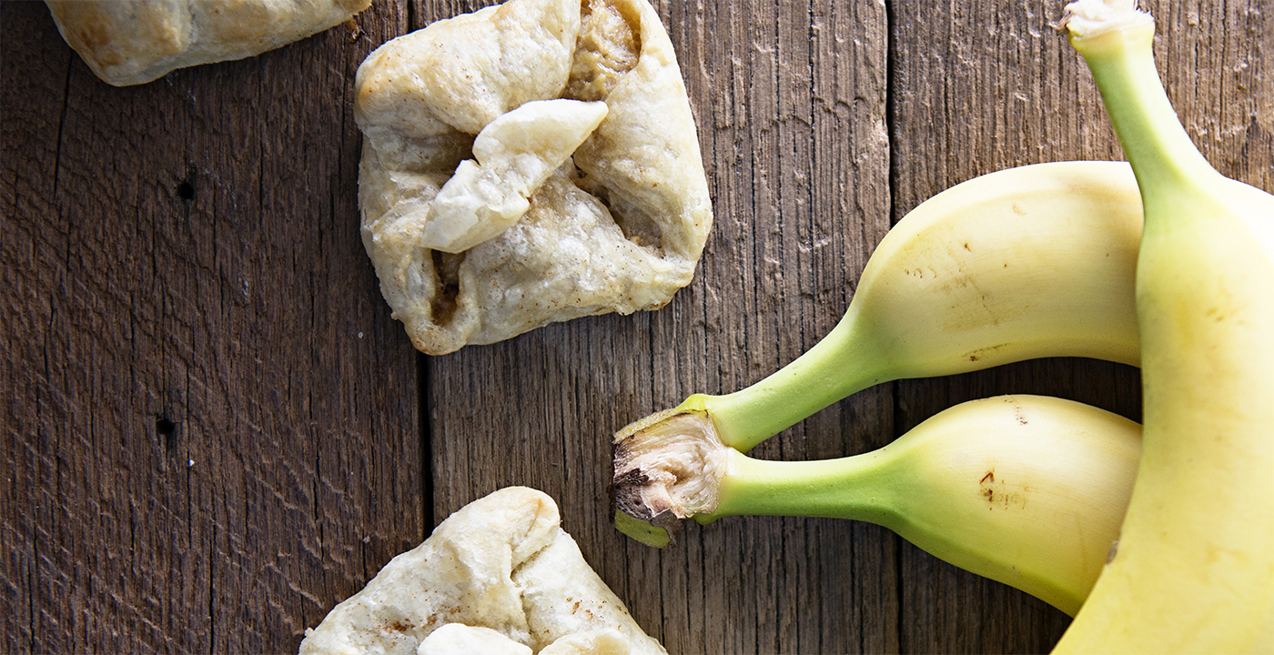 Mother's Day Picnic: Banana Bundles