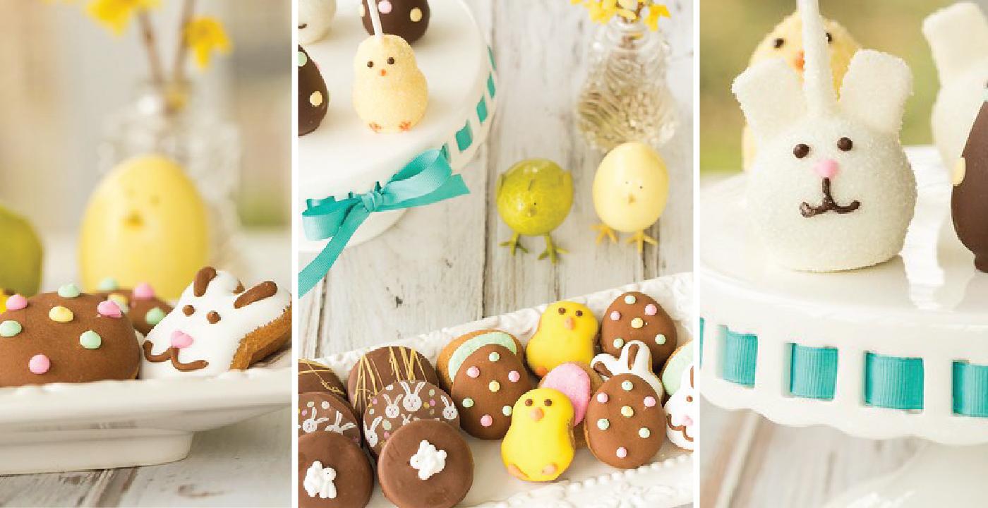 Shari's Berries Easter Blogger Roundup