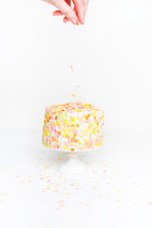 Edible Confetti   Sugar & Cloth