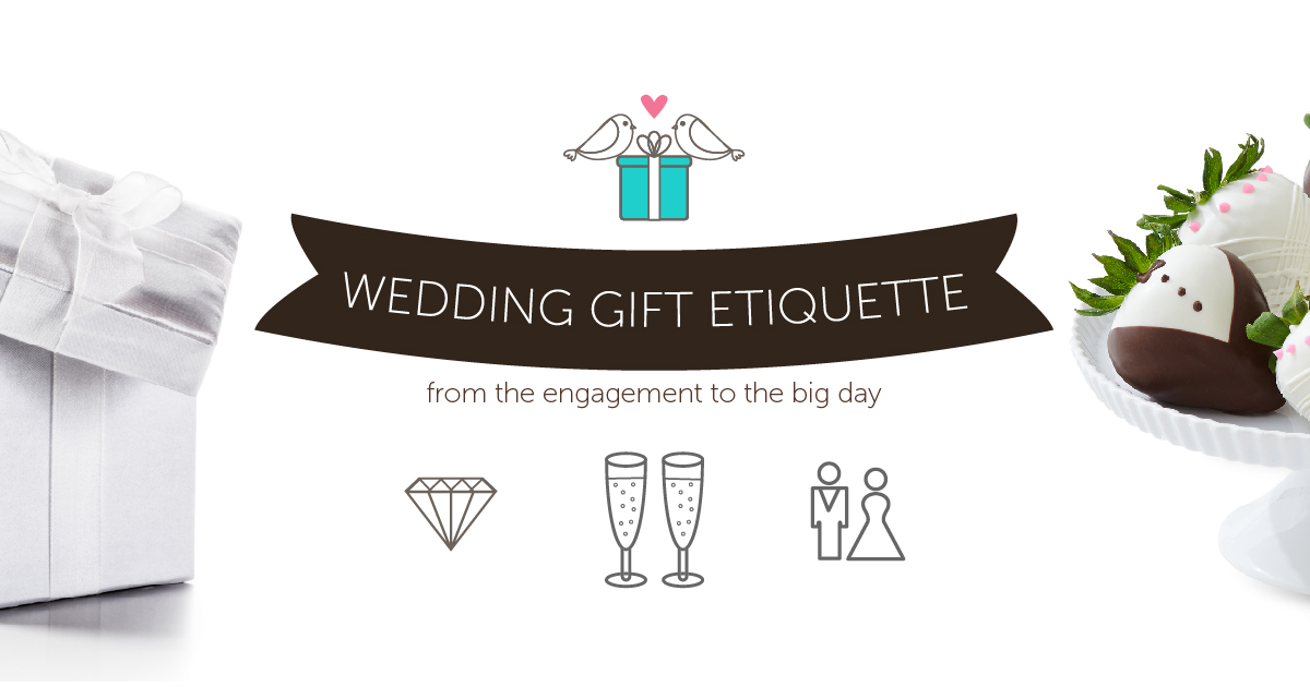 Wedding Gift Etiquette Shower And Wedding : Wedding Gift EtiquetteSharis Berries