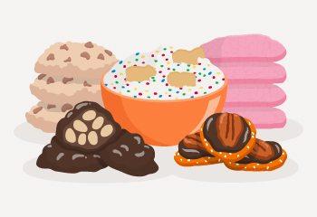 SB 3 Ingredient Desserts Thumbnail