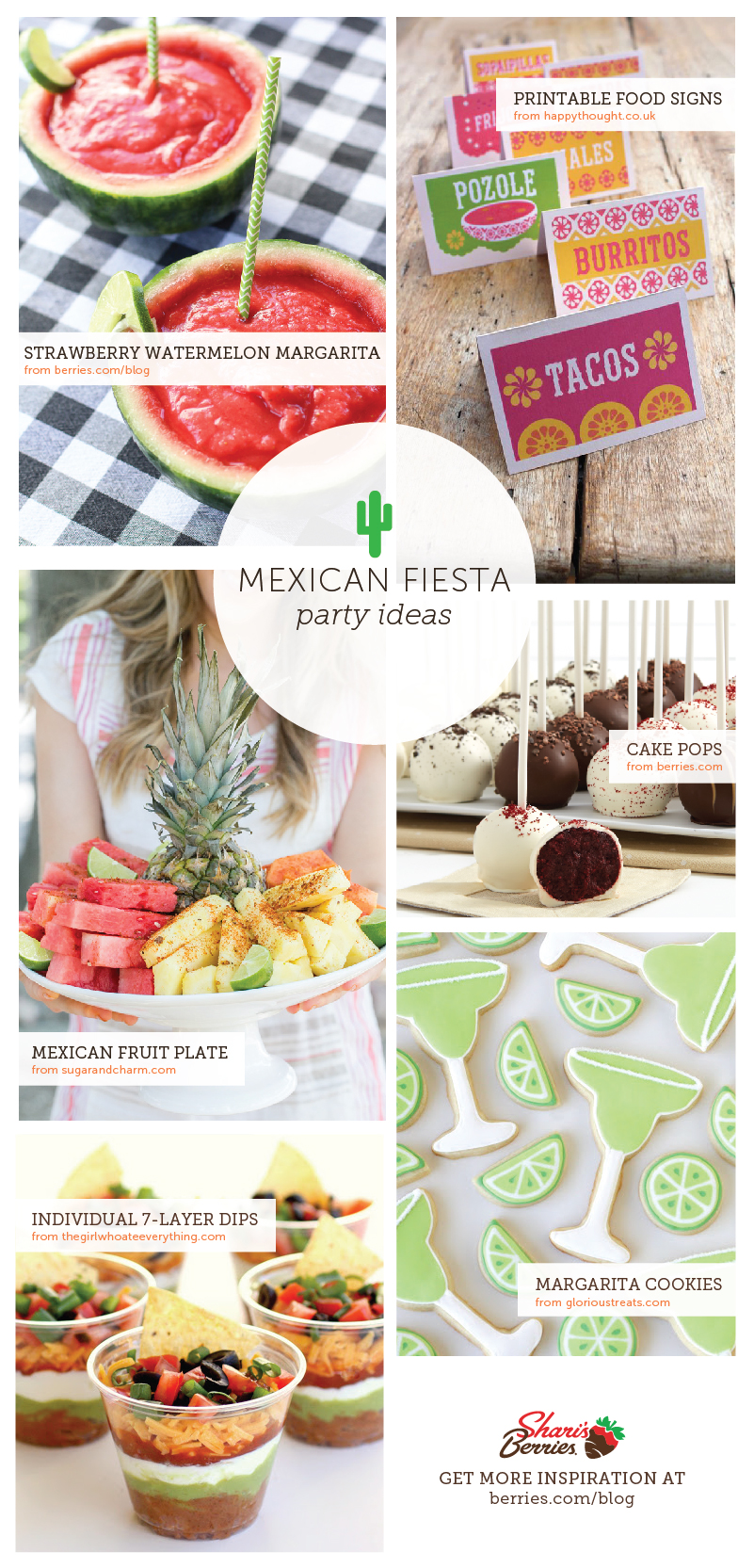 Summer Party Theme: Mexican Fiesta