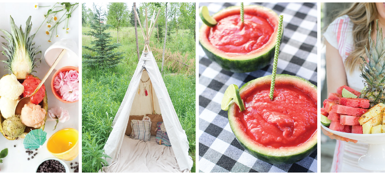 3 Awesome Ways to Throw a Summer Party