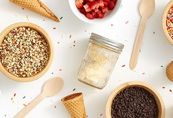 ice cream sundae bar thumb