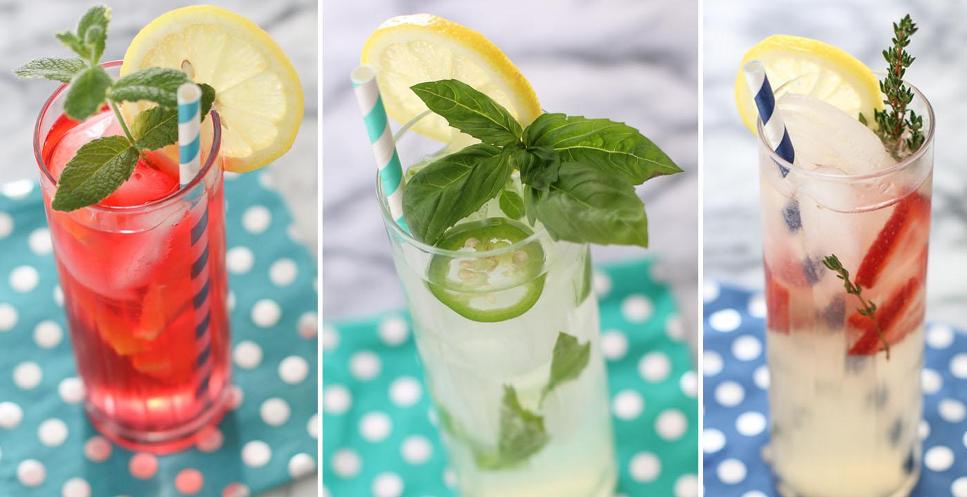 Lemonade, Three Ways