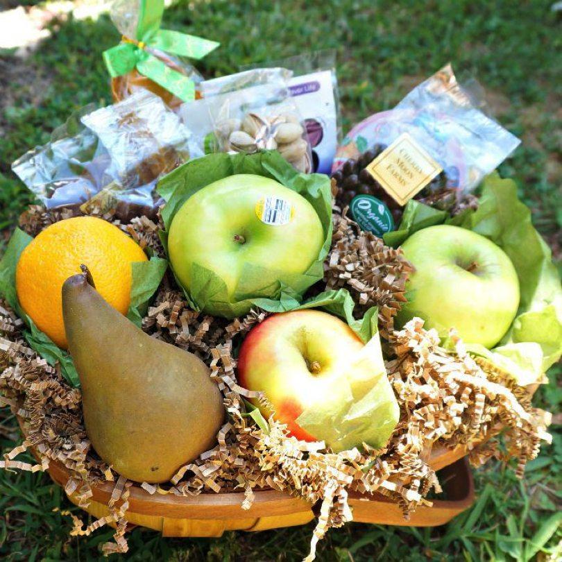 fruit basket Happiness Happens