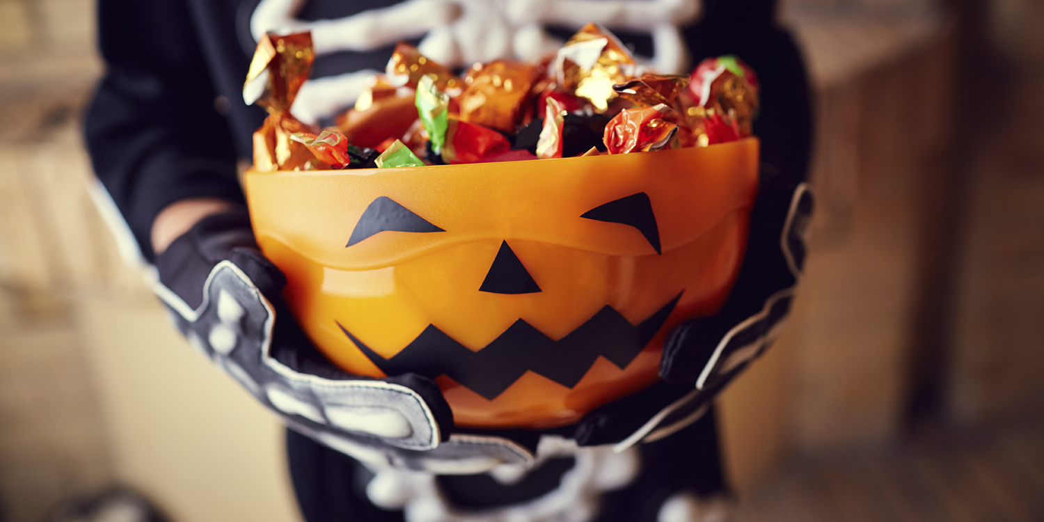 How Much Halloween Candy Would Fit Shari S Berries Blog
