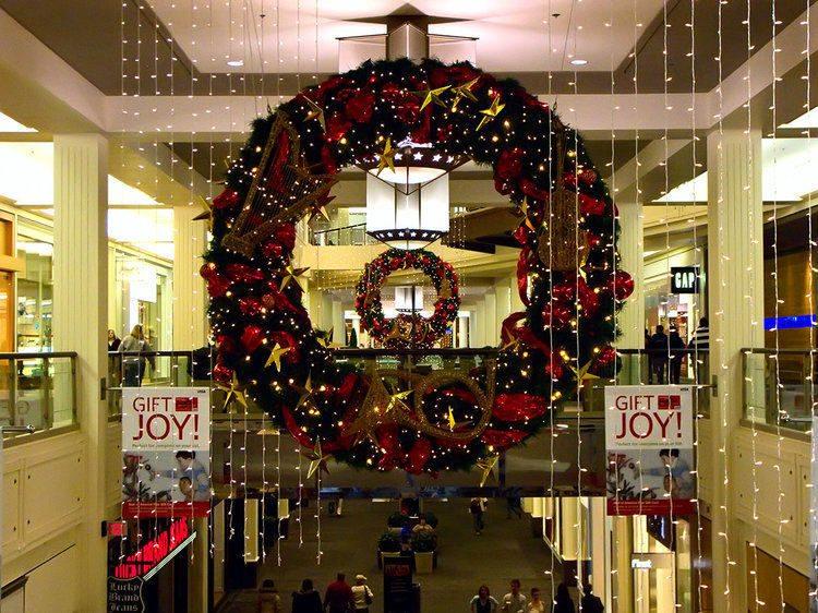Christmas at Mall of America