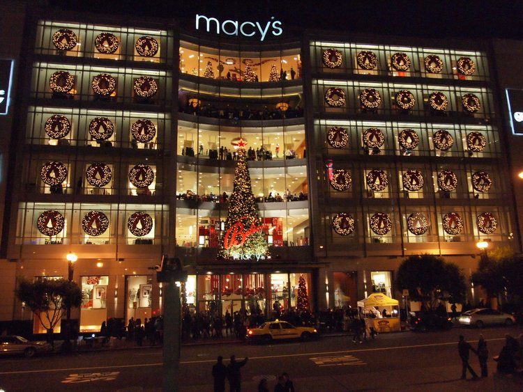 Macy's in San Francisco