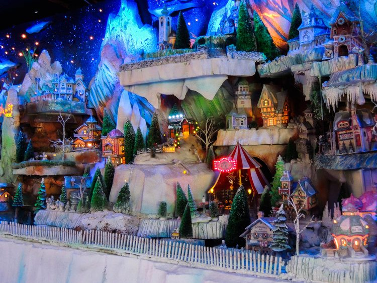 Santa's Enchanted Forest in Miami